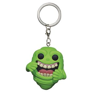 [Ghostbusters: Pocket Pop! Vinyl Keychain: Slimer (Product Image)]