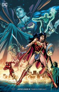 [Justice League #18 (Variant Edition) (Product Image)]