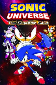 [Sonic Universe: Volume 1 (Product Image)]