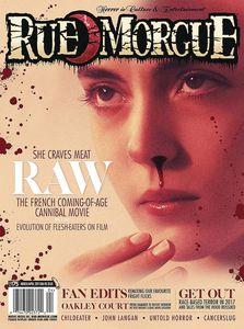 [Rue Morgue Magazine #177 (Product Image)]