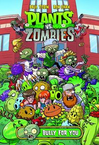 [Plants Vs Zombies: Bully For You (Hardcover) (Product Image)]