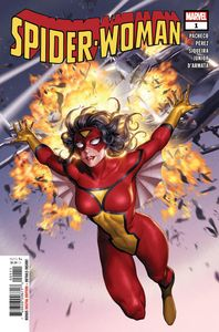 [Spider-Woman #1 (Yoon Classic Cover) (Product Image)]