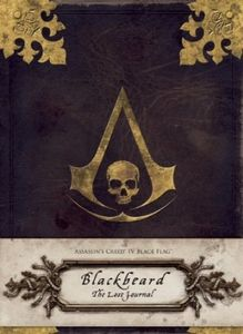 [Assassin's Creed IV: Black Flag: Blackbeard's Captain's Log (Hardcover) (Product Image)]