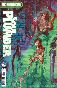 [DC Horror Presents: Soul Plumber #1 (Product Image)]