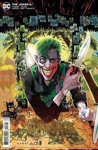 [The Joker #6 (Tony Harris Variant) (Product Image)]