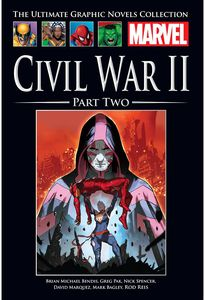 [Marvel Graphic Novel Collection: Volume 195: Civil War II: Part 2 (Product Image)]