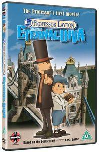 [Professor Layton & The Eternal Diva (Product Image)]