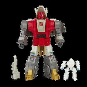 [Transformers: Generations: Studio Series Leader Class Action Figure: Dinobot Slug & Daniel Witwicky (Product Image)]
