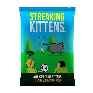 [Exploding Kittens: Streaking Kittens Expansion Pack (Product Image)]