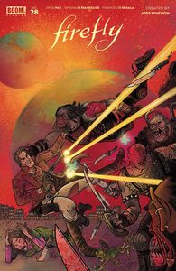 [Firefly #28 (Cover B Rubin) (Product Image)]