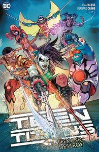 [Teen Titans: Volume 3: Seek & Destroy (Product Image)]