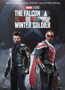 [Marvel's Falcon & The Winter Soldier: Collector's Special (Hardcover) (Product Image)]