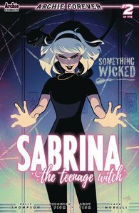[Sabrina: Something Wicked #2 (Cover B Boo) (Product Image)]