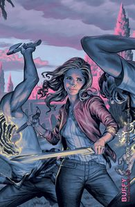 [Buffy The Vampire Slayer #11 (Cover C Connecting Morris Variant) (Product Image)]