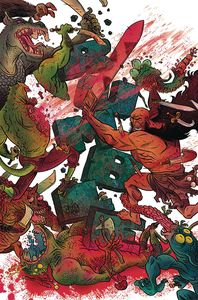 [Rumble #9 (Cover A Rubin) (Product Image)]