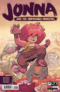 [The cover for Jonna & The Unpossible Monsters #1 (Cover A Samnee)]