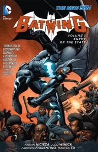 [Batwing: Volume 3: Enemy Of The State (Product Image)]
