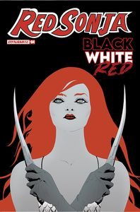 [Red Sonja: Black White Red #4 (Cover C Lee) (Product Image)]