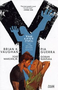 [Y The Last Man: Volume 5 (Deluxe Edition Hardcover) (Product Image)]