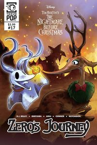 [Nightmare Before Christmas: Zeros Journey #17 (Product Image)]