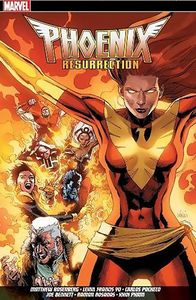 [Phoenix Resurrection (Uk Edition) (Product Image)]