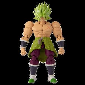 [Dragon Ball: Dragon Stars Action Figure: Super Saiyan Broly (Dragon Ball Stars Version) (Product Image)]