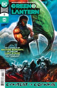 [Green Lantern: Season Two #11 (Cover A Liam Sharp) (Product Image)]