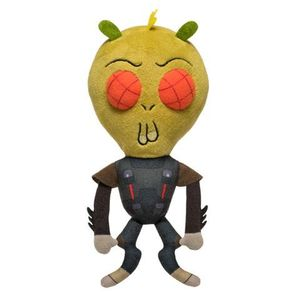 [Rick & Morty: Galactic Plushies: Krombopulos Michael (Product Image)]