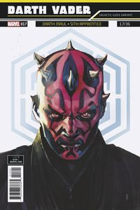 [Star Wars: Darth Vader #17 (Reis Galactic Icon Variant) (Product Image)]