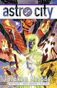 [Astro City: Broken Melody (Hardcover) (Product Image)]