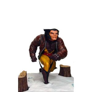[Marvel: Premium Collection Statue: Wolverine In Snow (Product Image)]
