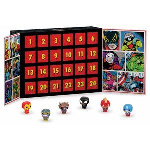 [Marvel: 80th Anniversary Pocket Pop! Vinyl: 2019 Advent Calendar (Product Image)]