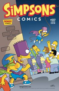 [Simpsons Comics #237 (Product Image)]
