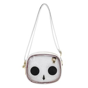 [Harry Potter: Loungefly Crossbody Bag: Hedwig Pin Trader (Product Image)]