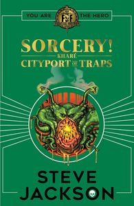 [Fighting Fantasy: Sorcery 2: Cityport Of Traps (Product Image)]