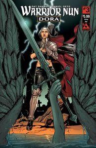 [Warrior Nun: Dora #3 (Viking Age) (Product Image)]