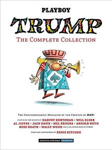[Trump: The Complete Collection: Essential Kurtzman: Volume 2 (Hardcover) (Product Image)]
