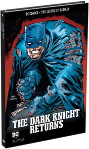 [DC Graphic Novel Collection: The Legend Of Batman: Volume 5: The Dark Knight Returns (Hardcover) (Product Image)]
