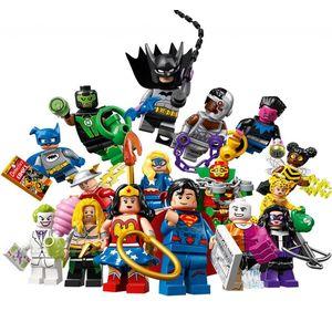 [LEGO: DC Superheroes Minifigures (Product Image)]