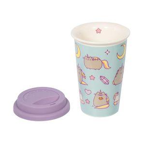 [Pusheen: Travel Mug: Unicorn Moon (Product Image)]
