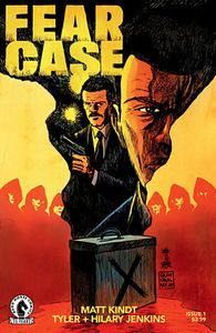 [Fear Case #1 (Cover B Fegredo) (Product Image)]