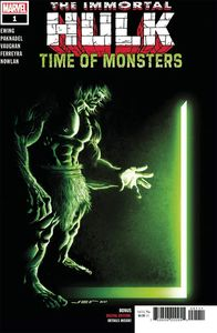 [Immortal Hulk: Time Of Monsters #1 (Signed Edition) (Product Image)]