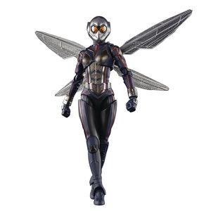 [Ant-Man & The Wasp: SH Figuarts Action Figure: The Wasp With Stage Set (Product Image)]