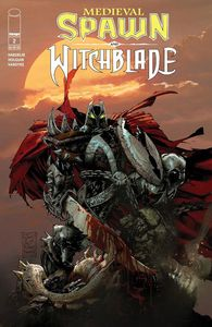 [Medieval Spawn: Witchblade #2 (Cover B Capullo Variant) (Product Image)]