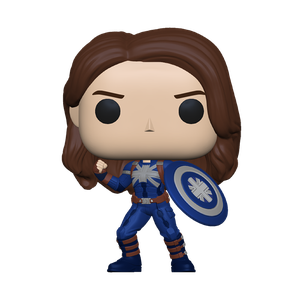 [Marvel: What If...?: Pop! Vinyl Figure: Captain Carter (Stealth Suit) (Product Image)]