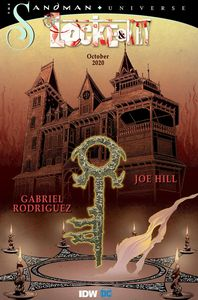 [Locke & Key/Sandman: Hell & Gone #0 (Product Image)]
