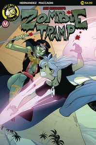 [Zombie Tramp: Ongoing #76 (Cover A Maccagni) (Product Image)]