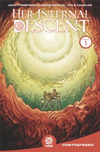 [Her Infernal Descent: Volume 1 (Product Image)]