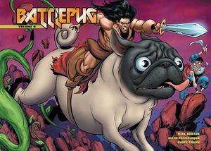 [Battlepug: Volume 5: Paws Of War (Hardcover) (Product Image)]