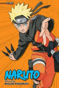 [Naruto: 3-In-1 Edition: Volume 10 (Product Image)]
